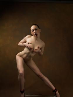 Ballerina and model! Hot!